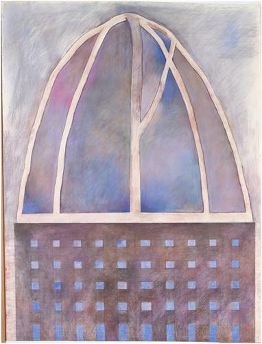 舟越直木《Drawing》1987年 世田谷美術館蔵