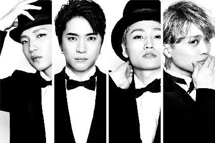 X4 フルアルバム『XXXX』リリース&ツアー開催を発表