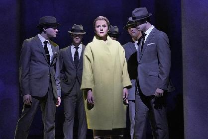 METライブビューイングに鬼才ニコ・ミューリーの最新オペラ『マーニー』登場~衝撃の心理サスペンスをマイケル・メイヤーが演出