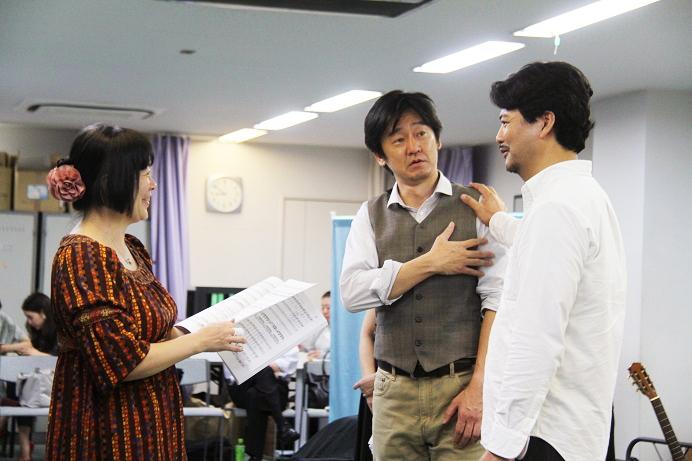 気鋭の演出家 太田麻衣子の周りには笑顔が絶えない (C)H.isojima
