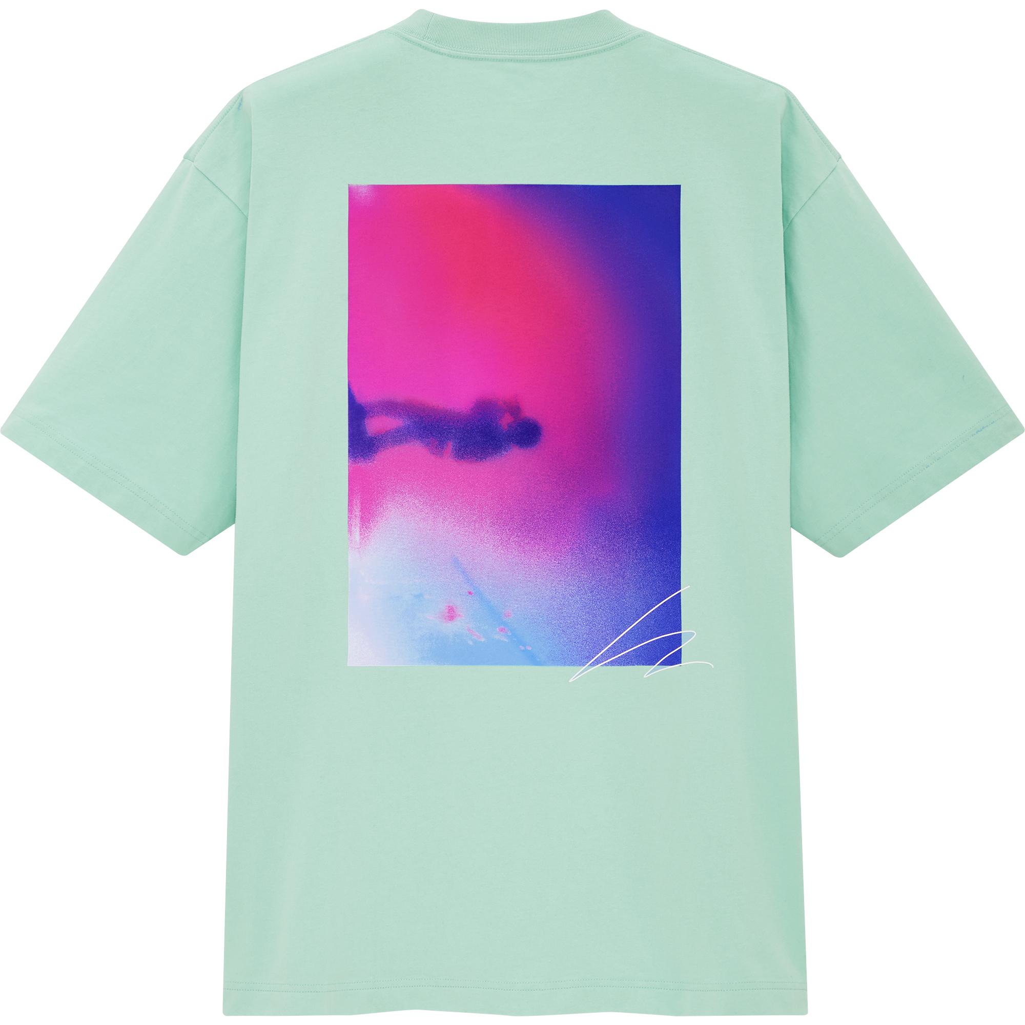 米津玄師×UT_TシャツB2