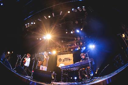 『FM802弾き語り部-リベンジ編♪-』テレン松本大、9mm菅原卓郎、TOSHI-LOWによる名演再び、激動の1年の最後に見出した音楽の力