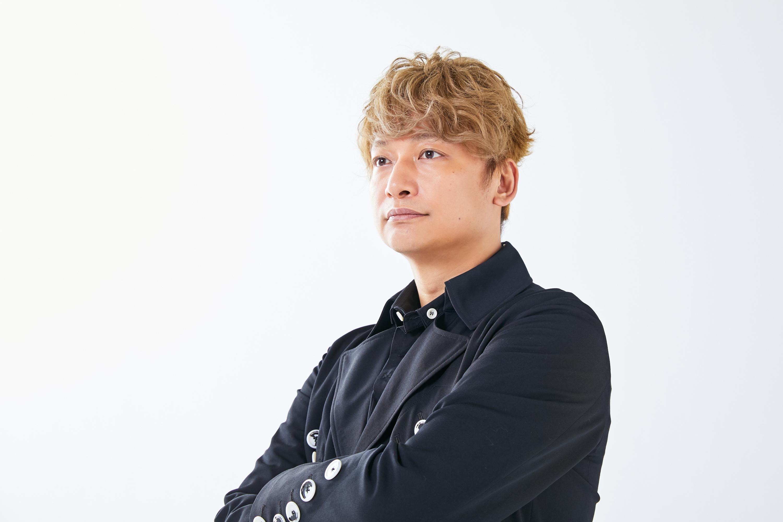 香取慎吾 撮影=鈴木久美子