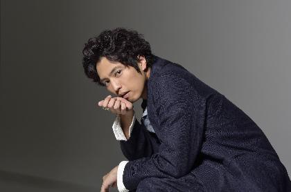 桐山漣インタビュー「カメラの前で芝居するだけが役者の仕事じゃない」『テニスの王子様』から『曇天に笑う』まで変化したスタンス