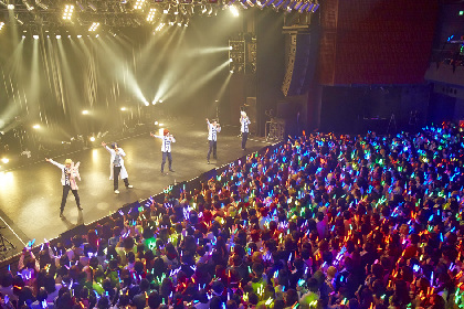 個性が炸裂したアルスマグナ主催ライヴ『コス☆メン Festival vol.16』をレポート