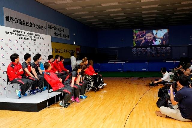 卓球日本代表