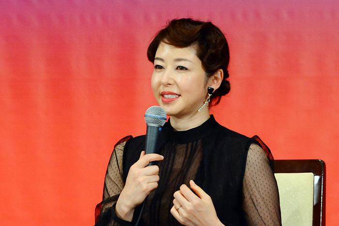 堀内敬子(ルシール・フランク役:レオの妻)、ミュージカル『パレード』