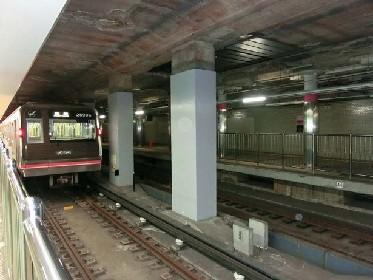 大阪市営地下鉄でハロウィン・ホラーナイトを体験!