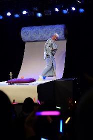 柳家喬太郎、30周年記念落語会を写した写真集を発売&千葉雅子との二人会『きょんとちば』の第3回公演が決定