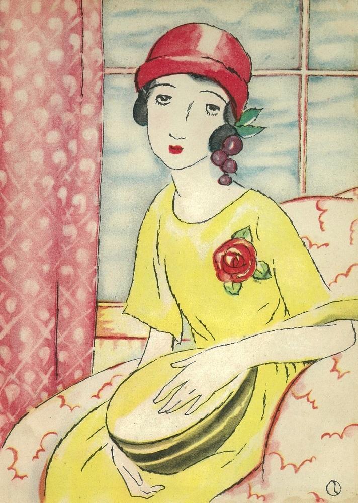 マンドリーヌ 大正15年(1926)