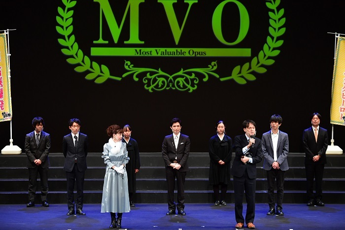 『関西演劇祭2020~お前ら芝居たろか!~』より MVO(Most Valuable Opus)受賞 May