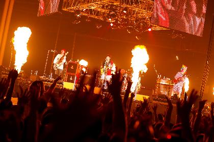 KEYTALKの幕張メッセ単独公演に1万4千人が熱狂 ライブBlu-ray/DVDの発売が決定