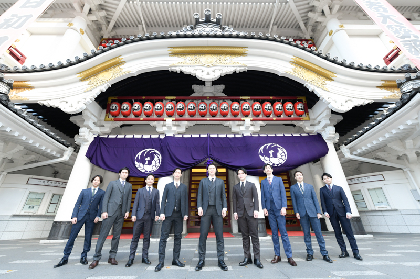 1月歌舞伎座は松也、歌昇、巳之助ら花形9名で幕開き! 『壽 初春大歌舞伎』取材会レポート