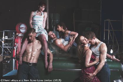 マシュー・ボーンの『ザ・カーマン』最新公演が日本で劇場公開