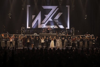 Do As Infinity、Uruらが参加した『澤野弘之 LIVE [nZk]005』レポート