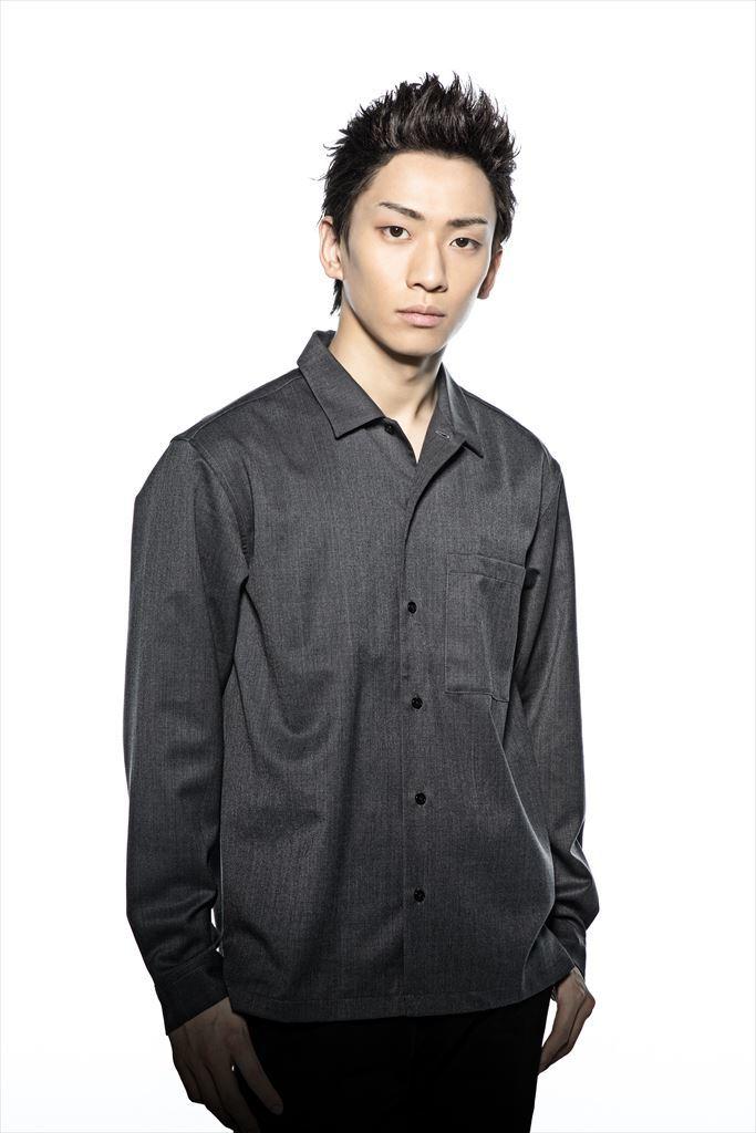 矢霧誠二(吉高志音) (C)成田良悟/KADKAWA/舞台「デュラララ!!」製作委員会