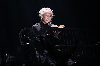 朴璐美、孤独に寄り添う芝居と歌声 音楽朗読劇『黑世界』<日和の章>観劇レポート【ネタバレあり】