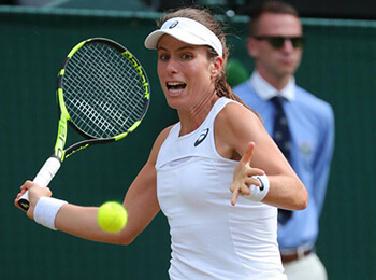 東レPPOに初の出場表明! WTA7位のジョアンナ・コンタ