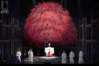 歌劇『紅天女』が期間限定で無料配信 『ガラスの仮面』原作者 美内すずえが脚本・監修した新作初演