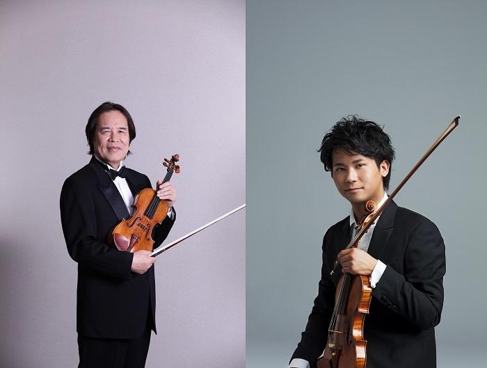 左から徳永二男((C)ヒダキトモコ)、三浦文彰((C)Yuji Hori)