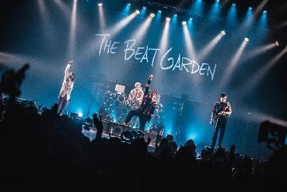 THE BEAT GARDEN 過去最大キャパの新木場ライブでファンへの感謝を込めたセットリスト披露