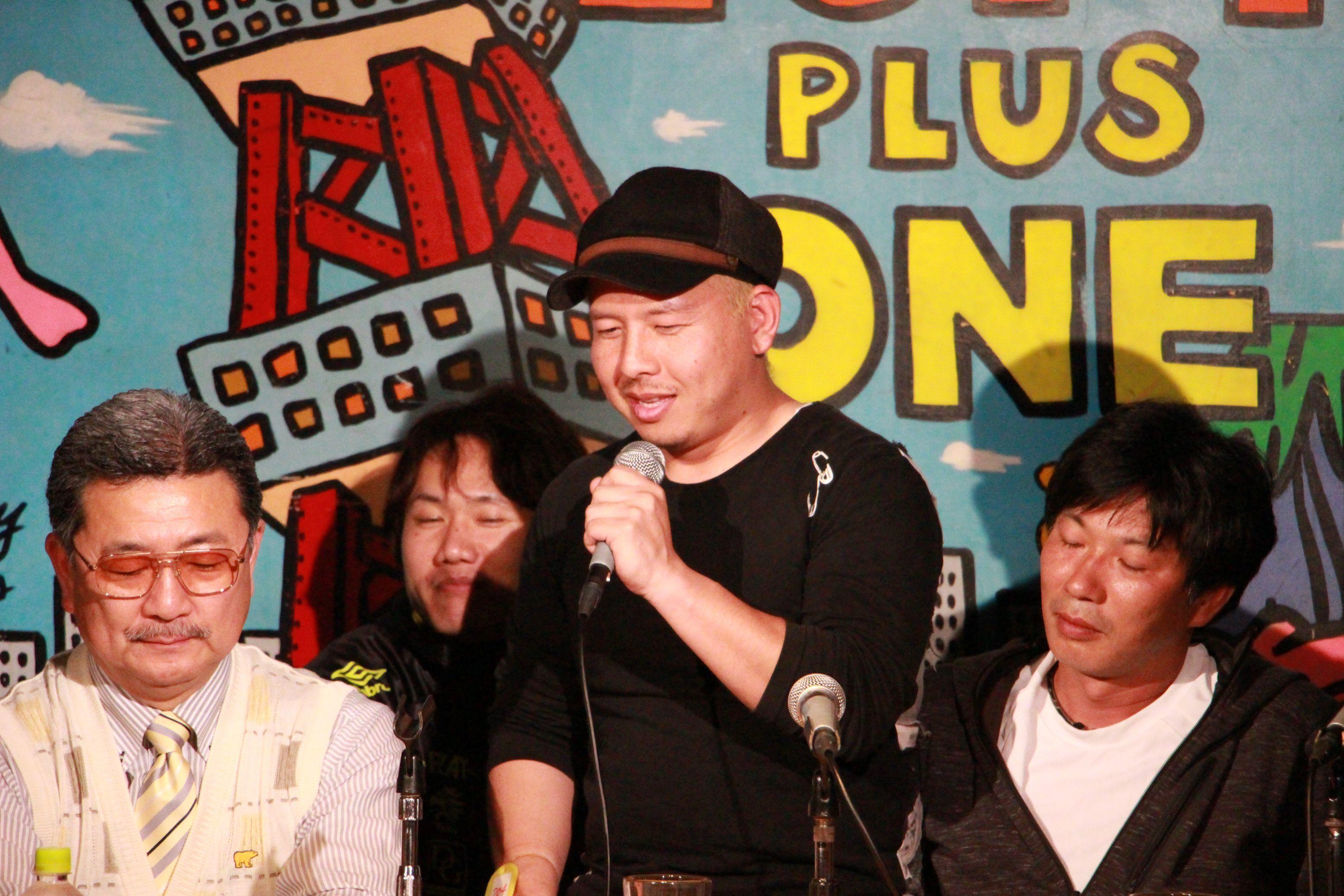 一大プロジェクト『HiGH&LOW』で大内貴仁アクション監督のアシスタントをつとめている鈴村正樹氏