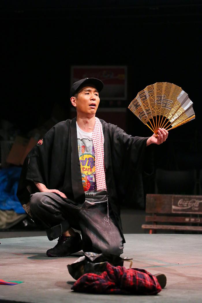 『ゴドーを待ちながら』令和ver. 撮影:宮川舞子