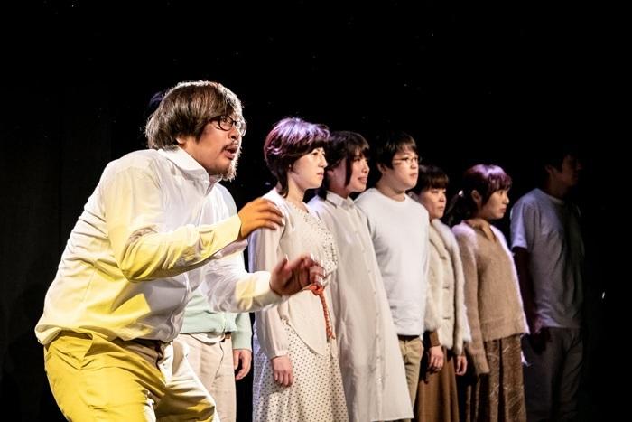 劇団「地蔵中毒」過去公演より (撮影:塚田史香)