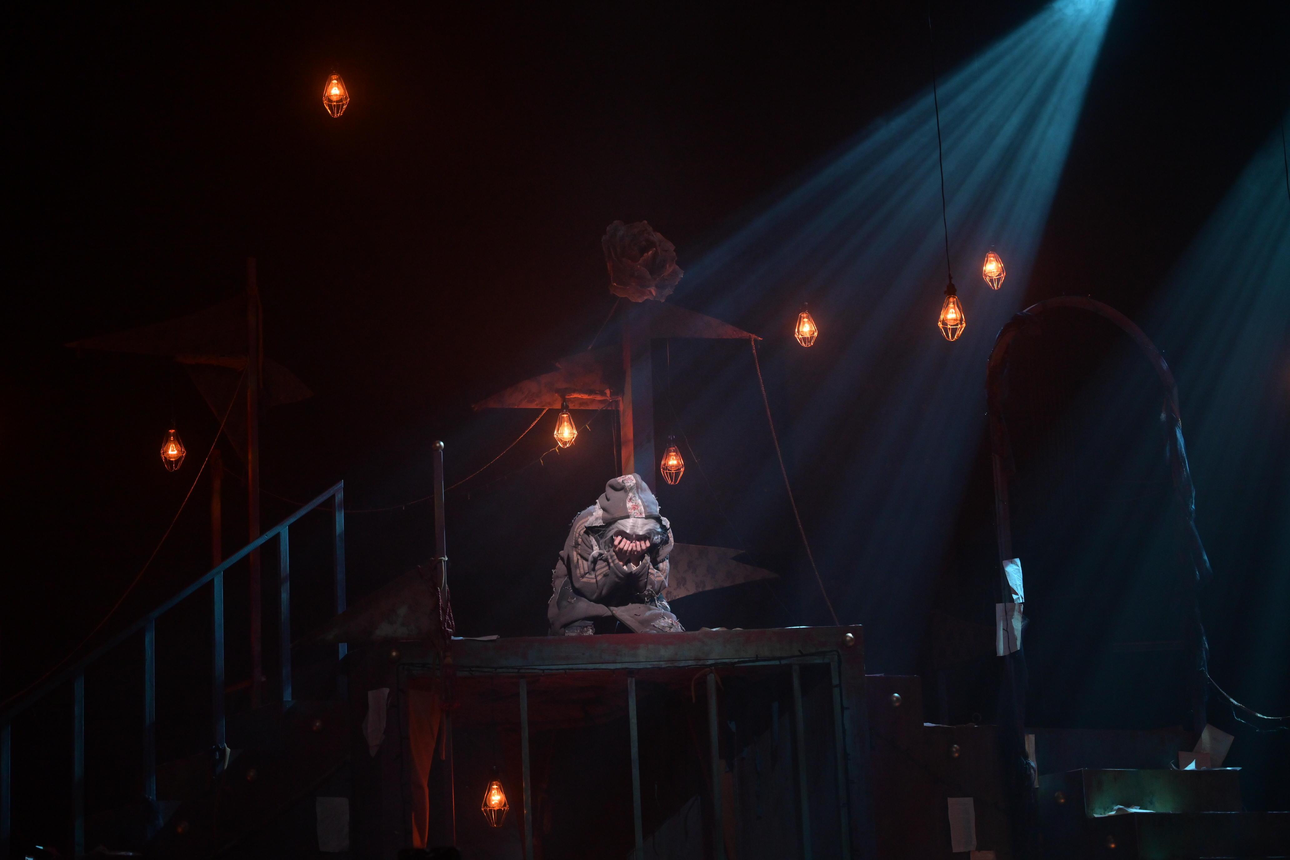 (C)舞台「ひとりしばい」製作委員会