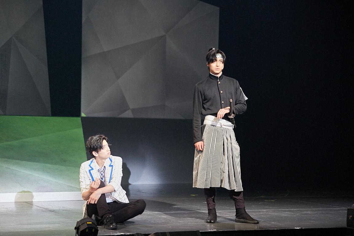 男劇団 青山表参道X『SHIRO TORA~beyond the time~』フォトコールより