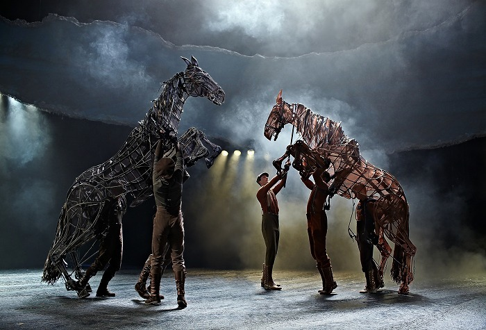 2011 War Horse West End cast by Brinkhoff & Mögenburg