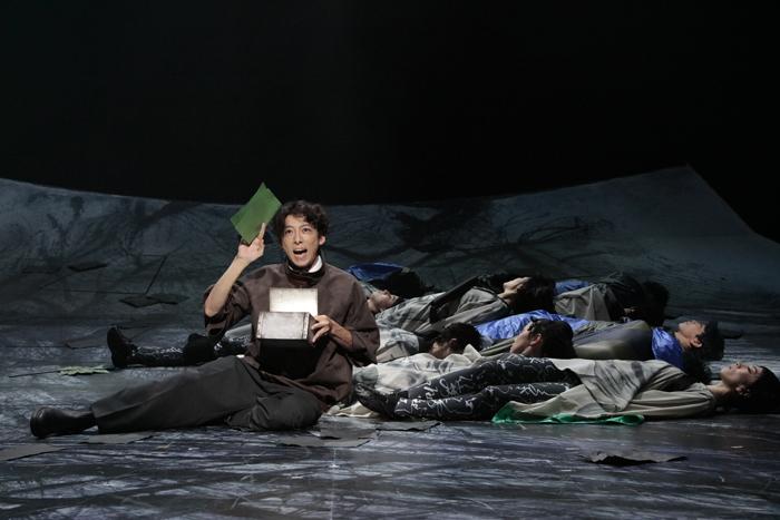 NODA・MAP『フェイクスピア』舞台写真  (撮影:篠山紀信)