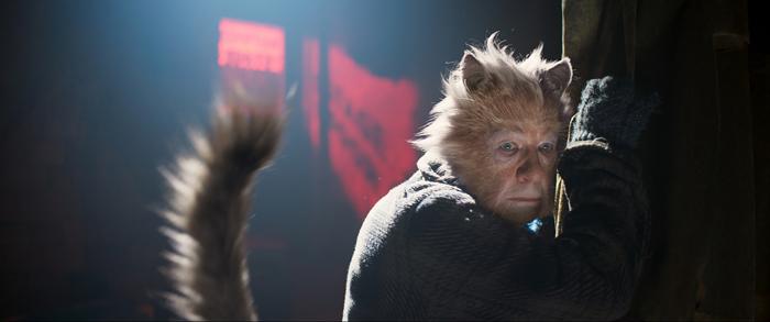 ガス(声・宝田明) (C)2019 Universal Pictures. All Rights Reserved.