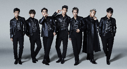 三代目 J SOUL BROTHERS、5大ドームツアーより愛知公演をWOWOWで放送決定
