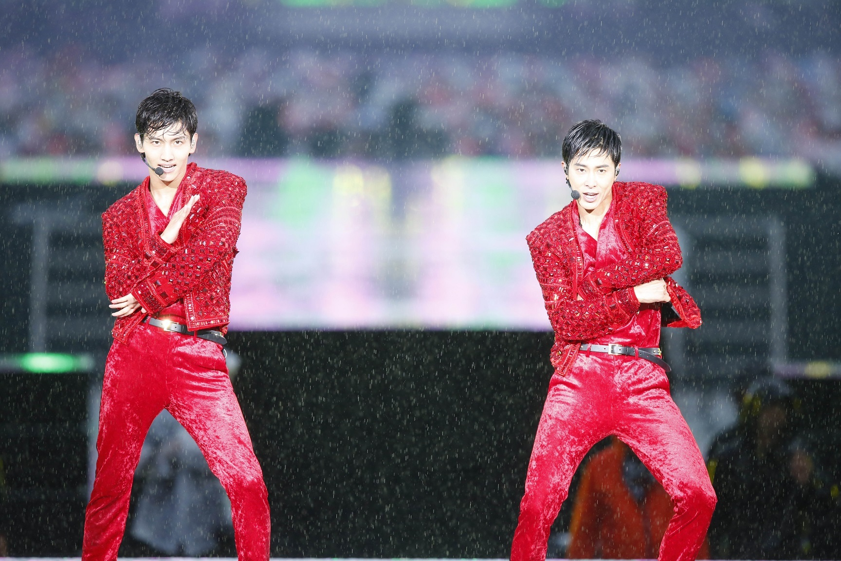 『東方神起 LIVE TOUR ~Begin Again~ Special Edition in NISSAN STADIUM』