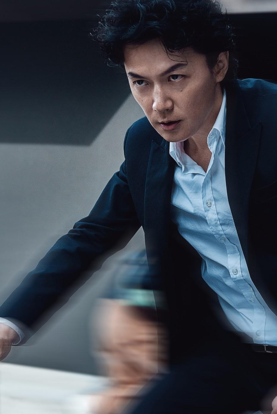 映画『追捕 MANHUNT(原題)』本編より 福山雅治