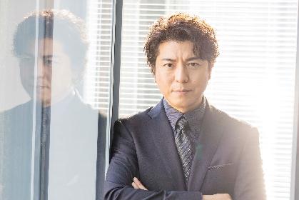 上川隆也にインタビュー!主演舞台『魔界転生』にかける思い、そして今、役者として改めて思うこと