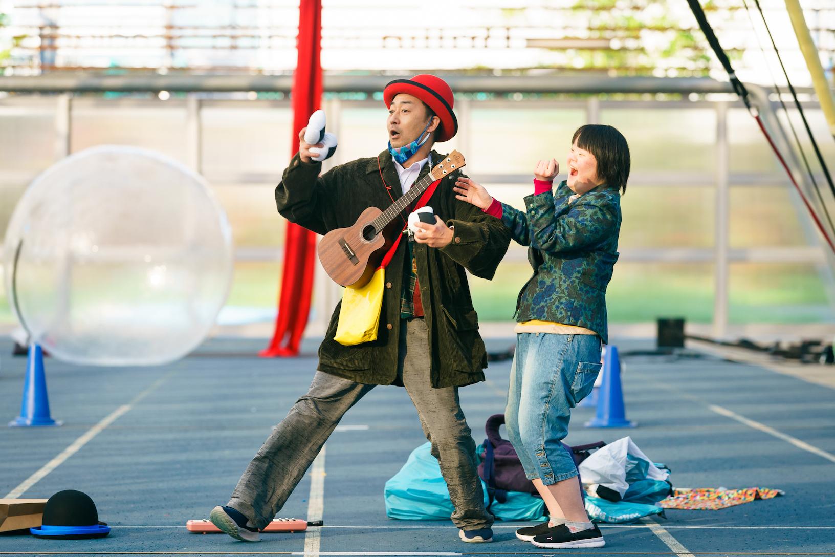 撮影:冨田了平/提供:日本財団 DIVERSITY IN THE ARTS