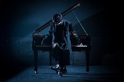 """""""フリースタイルピアニスト""""けいちゃん、初ワンマンライブをさいたまスーパーアリーナから生配信 同会場でのピアニスト単独公演は史上初"""