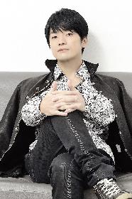 福山潤がニューアルバムをリリースへ JUVENILE、森久保祥太郎、櫻井孝宏らも参戦し楽曲&コントの構成に