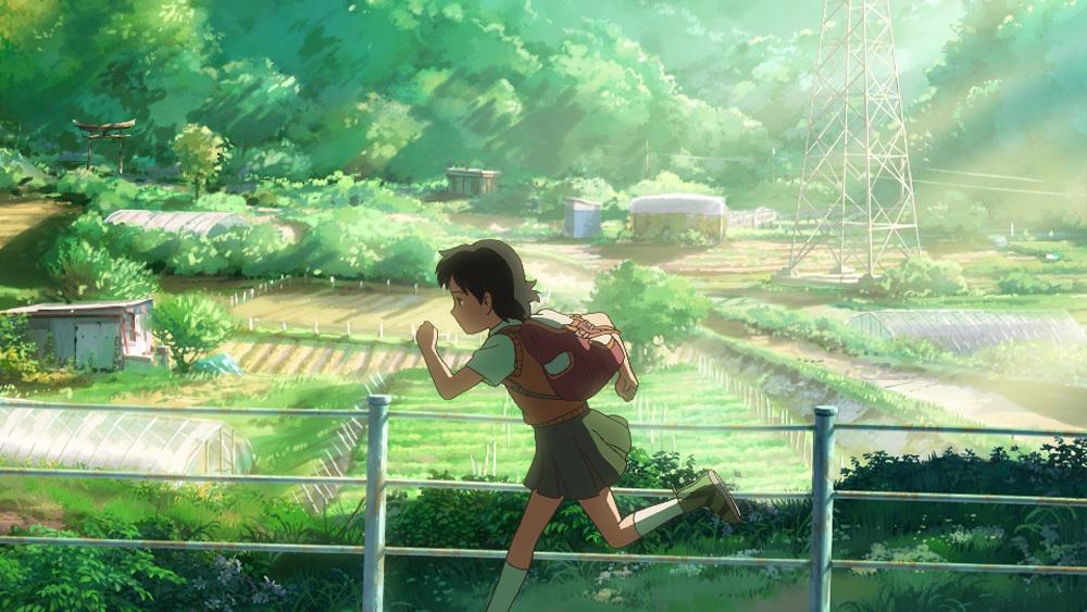 『星を追う子ども』 (C) Makoto Shinkai/CMMMY