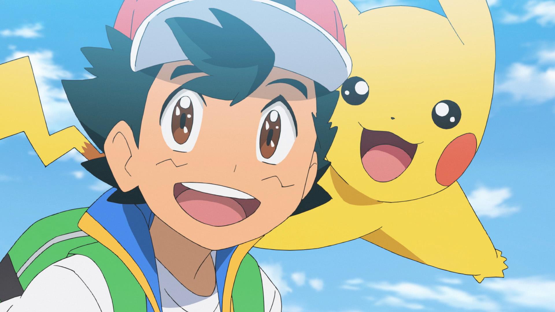 『ポケットモンスター』 (C)Nintendo・Creatures・GAME FREAK・TV Tokyo・ShoPro・JR Kikaku (C)Pokémon
