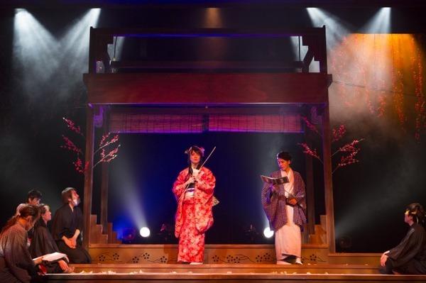 具現師たち、春琴:和田琢磨、利太郎:富田 翔