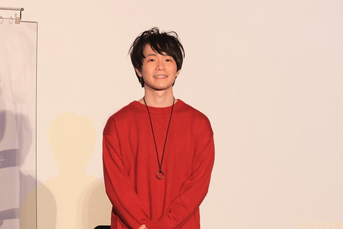 佐藤元(畦道相馬役) (C)2020武蔵野創・小学館/灼熱カバディ製作委員会