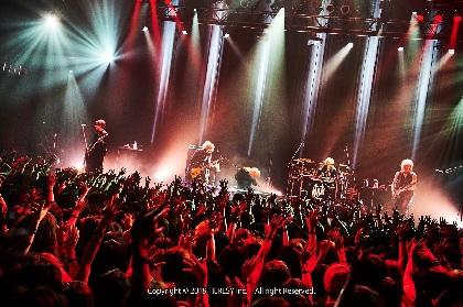 the GazettE ホール、ライブハウス、世界ツアーを経て向かう横浜アリーナ、『NINTH』ツアーで明示したバンドの本質