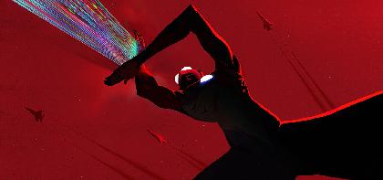 NetflixでCGアニメ長編映画『Ultraman (原題)』を製作中 ティザーアート公開