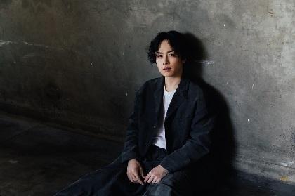鈴木勝吾、舞台『ひりひりとひとり』で主演 意気込みコメントが到着