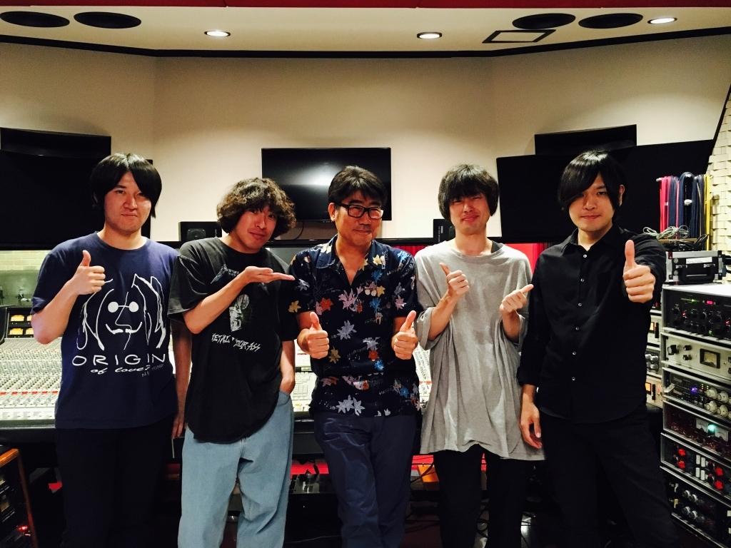 KANA-BOON+亀田誠治