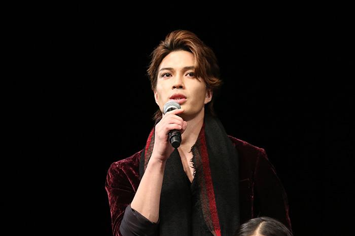 広瀬友祐「この役を演じることを楽しみにしています。キャストの人と共に僕たちにしかできないロミジュリを演じたい」