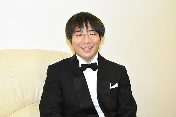 大井剛史氏